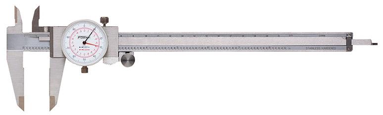 8 U201d  200mm Inch  Metric Reading Dial Caliper 52